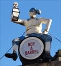 Image for Boy And Barrel - Huddersfield, UK