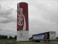 Image for Ginormous Coke Can - Portage la Prairie MB