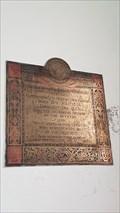 Image for Hugh D'Arcy Pegge Burnell - St John of Jerusalem - Winkburn, Nottinghamshire