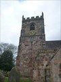 Image for St Edward the Confessor Church Tower  - Cheddleton, Staffordshire.
