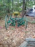 Image for John Deere Horse-Drawn Plow - Silver Dollar City - Branson MO