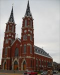 Image for Basilica of St. Francis Xavier, Church and Rectory  -  Dyersville, Iowa