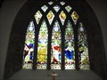 Image for Stained Glass Window - St Andrews Church, Whitchurch, Devon