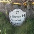 Image for A914 Milestone - Welltree, Fife.