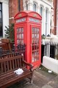 Image for Red Telephone Box - Warrington Crescent, London, UK