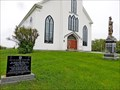 Image for St. Peter's Roman Catholic Church Cemetery - Tracadie, NS