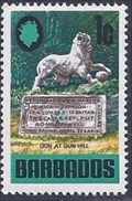 Image for Lion At Gun Hill - St. George, Barbados