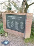 Image for WW II Victims Beek - Ubbergen, Netherlands