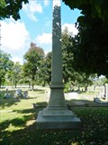 Image for Confederate Memorial Obelisk- Oak Grove Cemetery - Paducah, Ky.