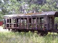 Image for Unnamed passenger train car, Charneca da Caparica, Portugal