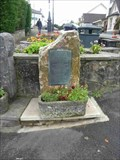 Image for World War I Memorial, Raglan, Gwent, Wales