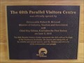 Image for 60th Parallel Visitors Centre - NWT/AB Border
