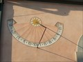Image for Sundial Franzosenkirche Schwabach, Germany, BY