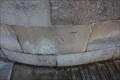 Image for Cut Bench Mark - Greenwich Park Street, Greenwich, London, UK