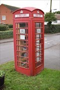 Image for Red Telephone Box - Middleton, Warwickshire, B78 2AL