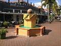 Image for Patio de Leon Alligator Fountain