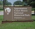 Image for Appomattox Court House National Historic Park - Appomattox, Virginia