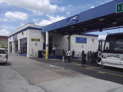 Greyhound Bus Station - Tulsa OK - Bus Stations on