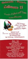 Image for Ristorante - Pizzeria Calimero II - Kruft, RP, Germany