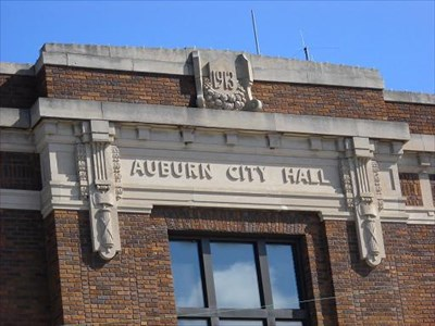 Fantastic 1913 Auburn City Hall Auburn Indiana Dated Buildings And Download Free Architecture Designs Scobabritishbridgeorg