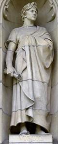 """Image for Publius Vergilius Maro (""""Virgil"""") - The University of Birmingham - Edgbaston, Birmingham, U.K."""