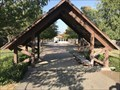 Image for St. John the Divine Episcopal Church Lych Gate  - Morgan Hill, CA
