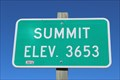 Image for Highway 86 Summit - Halfway, OR - 3653'