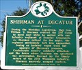 Image for Sherman at Decatur
