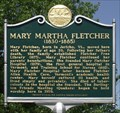 Image for Mary Martha Fletcher - Burlington