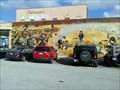 Image for Brooksville Raid Mural - Brooksville, Fl