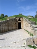 Image for Treasury of Atreus - Mycenae, Greece