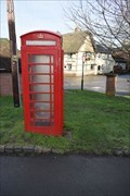 Image for Red Telephone Box - Wellesbourne, Warwickshire, CV35 9QR