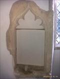 Image for Piscina, St Mary the Virgin - Santon Downham, Suffolk