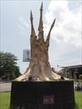 Image for Pangadaran Town Welcome Sign — Pangadarn, West Java, Indonesia