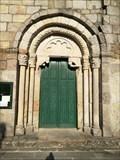 Image for Door of San Salvador - Bergondo, A Coruña, Galicia, España