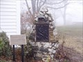 Image for Daniel Boone Marker # 26 - Blowing Rock, NC