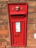 Image for Victorian Wall Post Box - Long Whatton - Loughborough - Leicestershire - UK