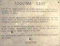 Image for Toquima Cave