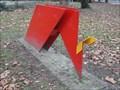 Image for 'Der Schritt ins Freie' - Stadtgarten, Stuttgart, Germany, BW