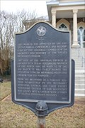 Image for 216 - First United Methodist Church - San Augustine TX
