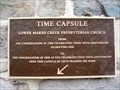 Image for Time Capsule @ Lower Marsh Creek Presbyterian Church