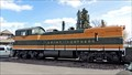 Image for Great Northern Locomotive 181 - Whitefish, MT
