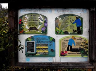 explains home composting