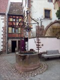 Image for Draw Well #1, Riquewihr, Haut-Rhin/FR