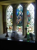 Image for Windows, St Giles, Heightington, Worcestershire, England