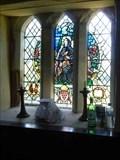 Image for Windows, St Giles, Heightington, Worcestershire, England