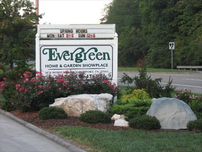 Evergreen Home Garden Colonial Heights Tn