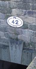 Image for Huddersfield Narrow Canal Bridge 42 – 2000 - Slaithwaite, UK