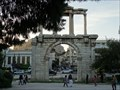 Image for Arch of Hadrian - Athens - Greece