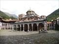 Image for Rila Monastery Church - Rila, Bulgaria